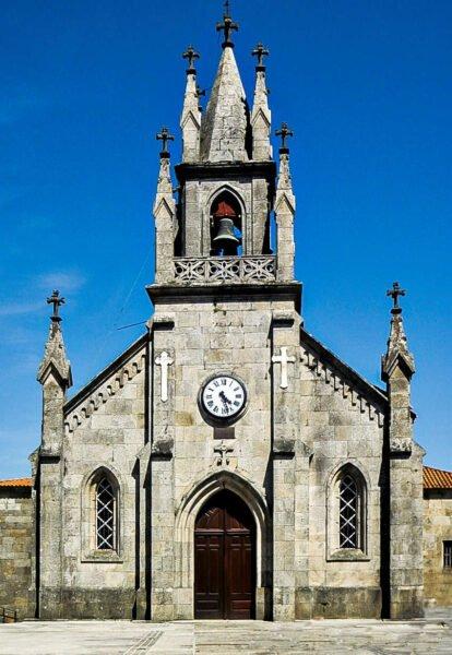 Corcubión - Iglesia de San Marcos