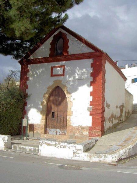 Ermita de las ánimas de Laujar de Andarax