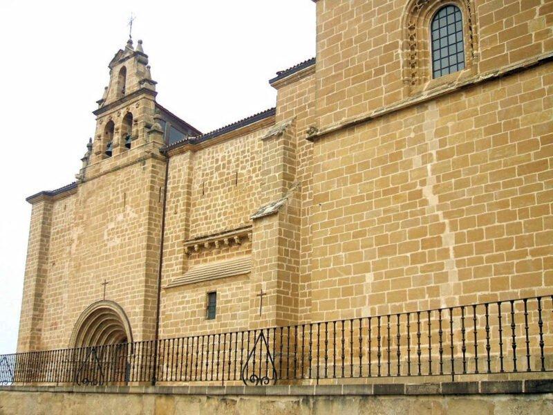 Ermita del Santo Cristo en Labastida