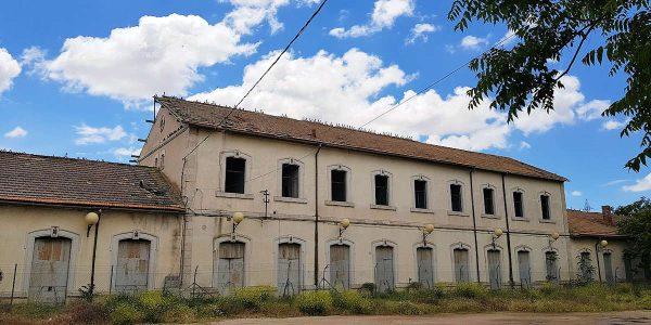 Estación de Chinchilla de Montearagón