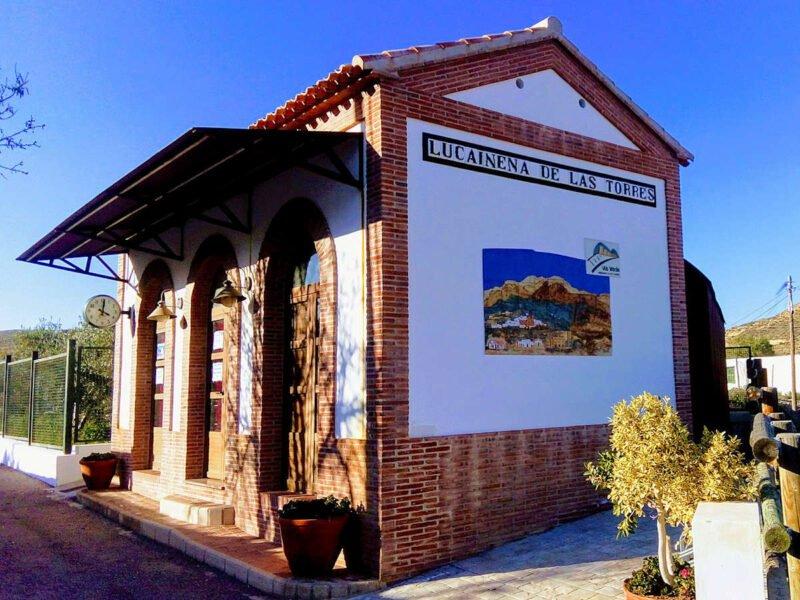 Estación de Lucainena de las Torres