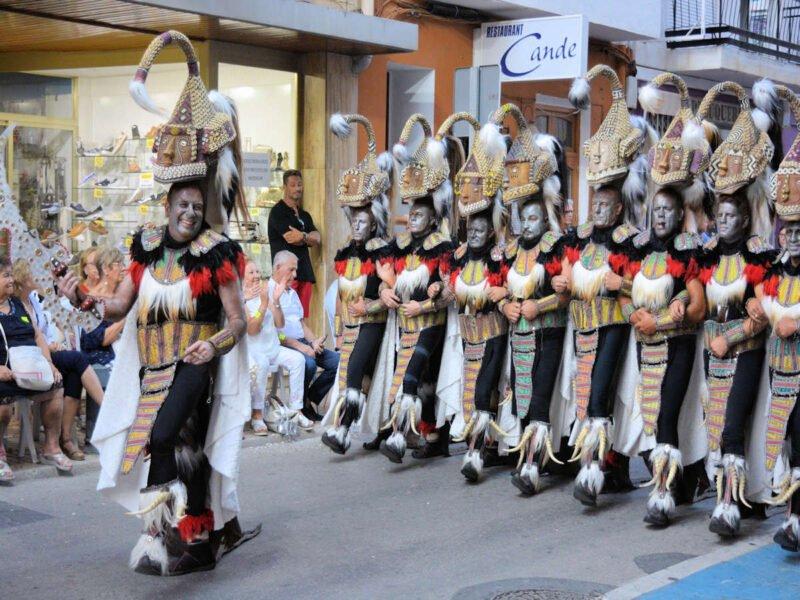 Festividades en Jávea