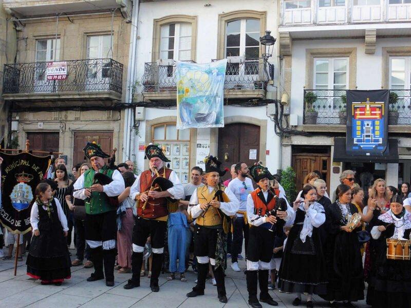 Fiestas en Betanzos - Fiestas de San Roque