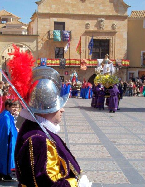 Fiestas en Chinchilla de Montearagón
