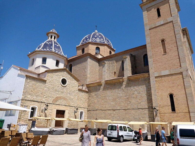 Iglesia Parroquial Nuestra Señora del Consuelo en Altea