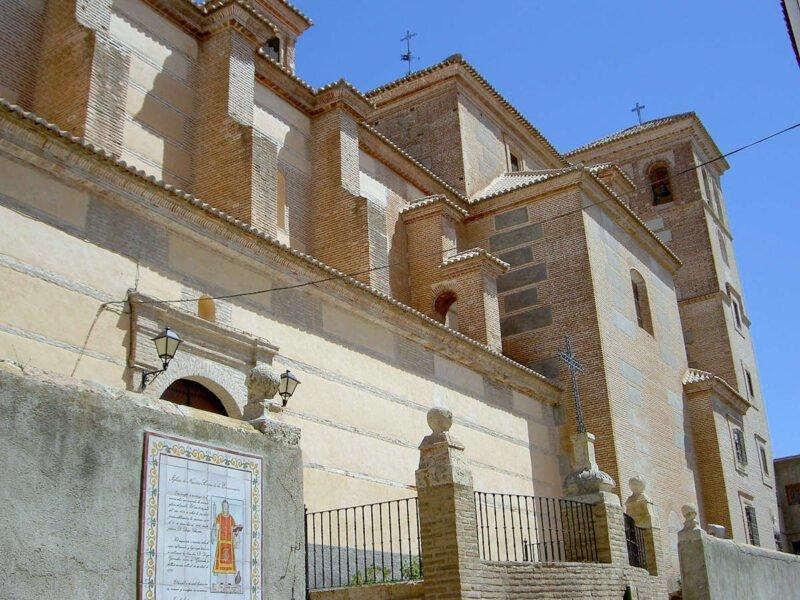Iglesia Parroquial de la Encarnación- Laujar de Andarax