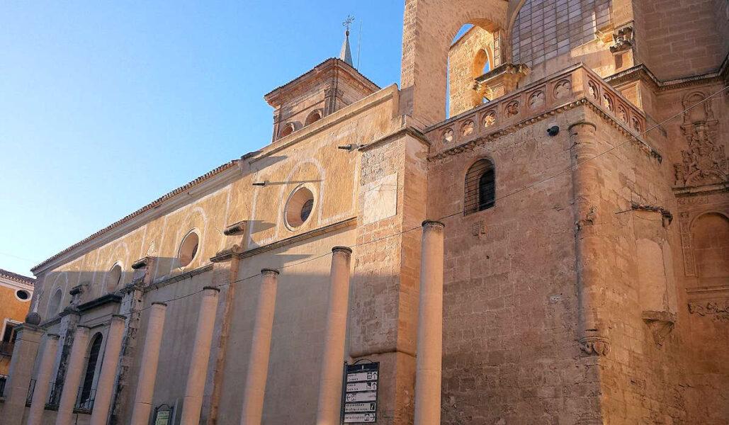 Iglesia de Chinchilla de Montearagón
