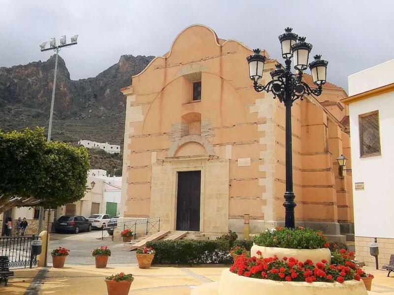 Iglesia de Nuestra Señora de la Montesión en Lucainena de las Torres