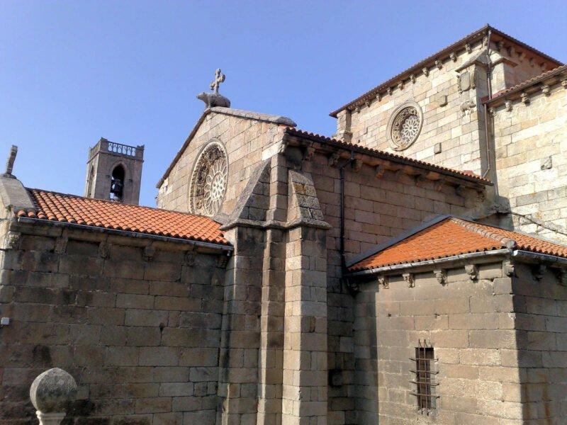 Iglesia de San Francisco de Betanzos A CORUÑA