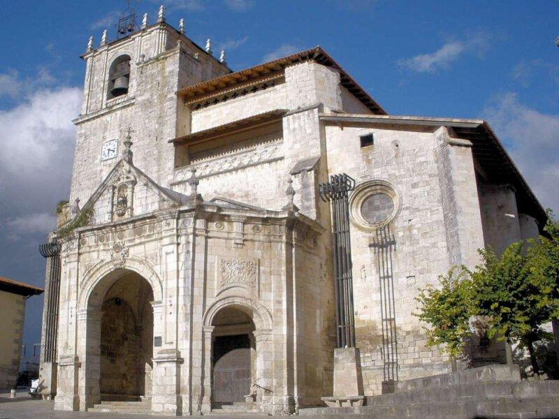 Iglesia de San Juan en Salvatierra