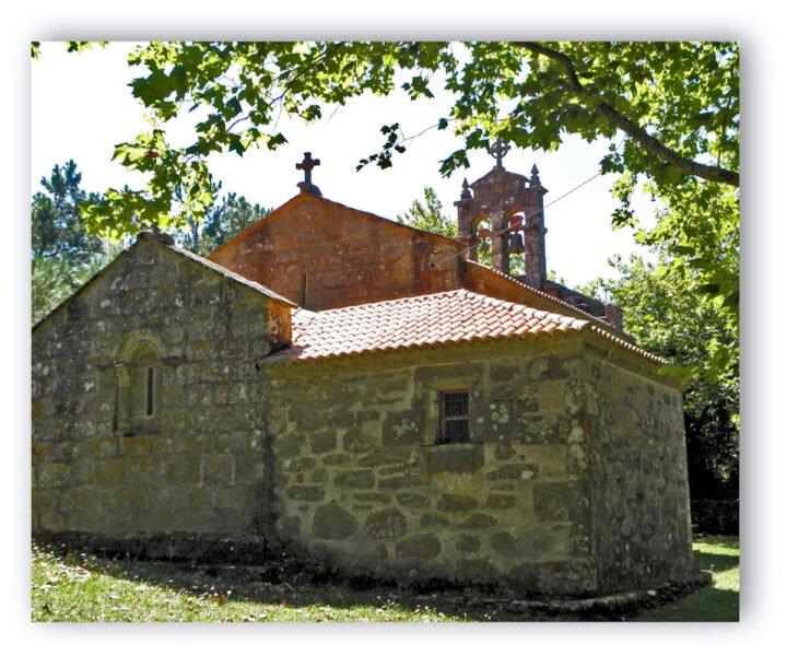 Iglesia de San Pedro de Redonda - Corcubión