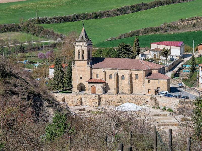 Iglesia de Santa María de Villacones