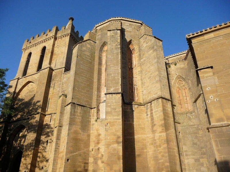 Iglesia de Santa María de los Reyes - LAGUARDIA