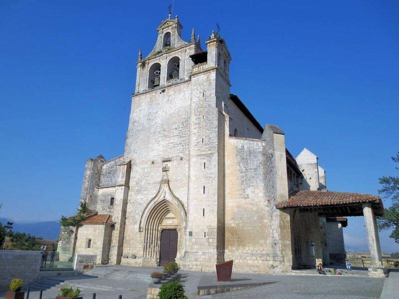 Iglesia de Santa María en Salvatierra