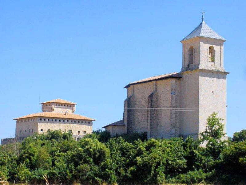 Iglesia de Santa María y Torre Palacio - Valdegovía