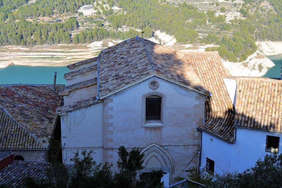 Iglesia de la Asunción del Castillo de Guadalest