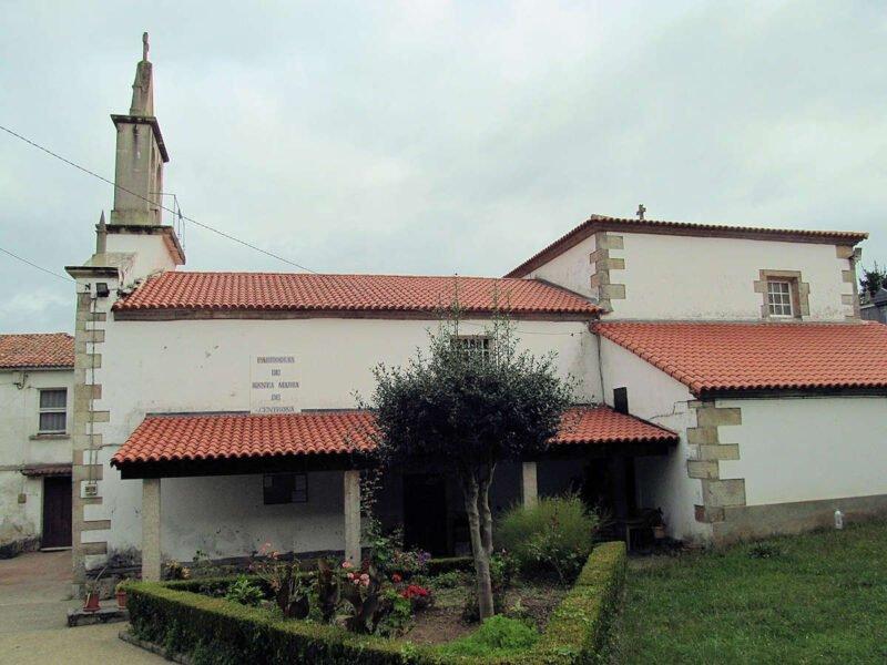 Iglesia parroquial de Santa María de Centroña