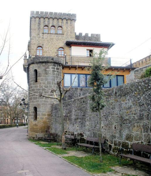 LAGUARDIA - Muralla