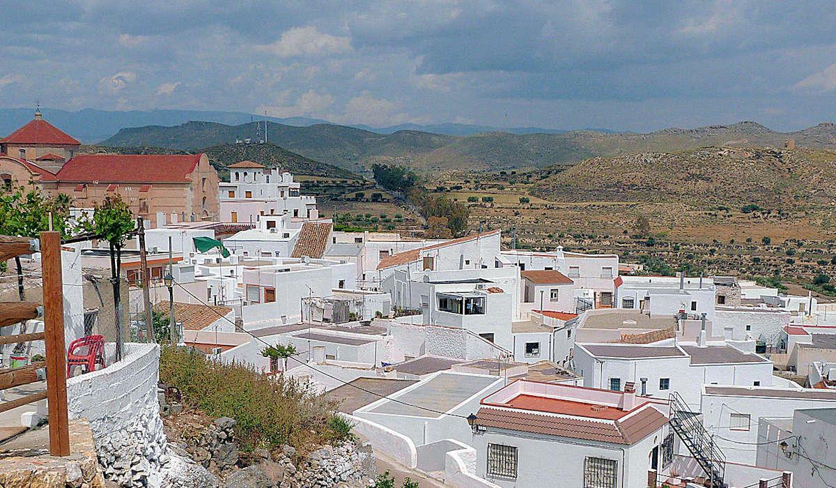 LUCAIMENA DE LAS TORRES- Pueblo de Almería