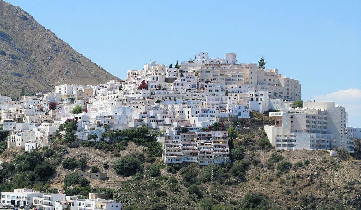 MOJÁCAR-pueblo de Almería