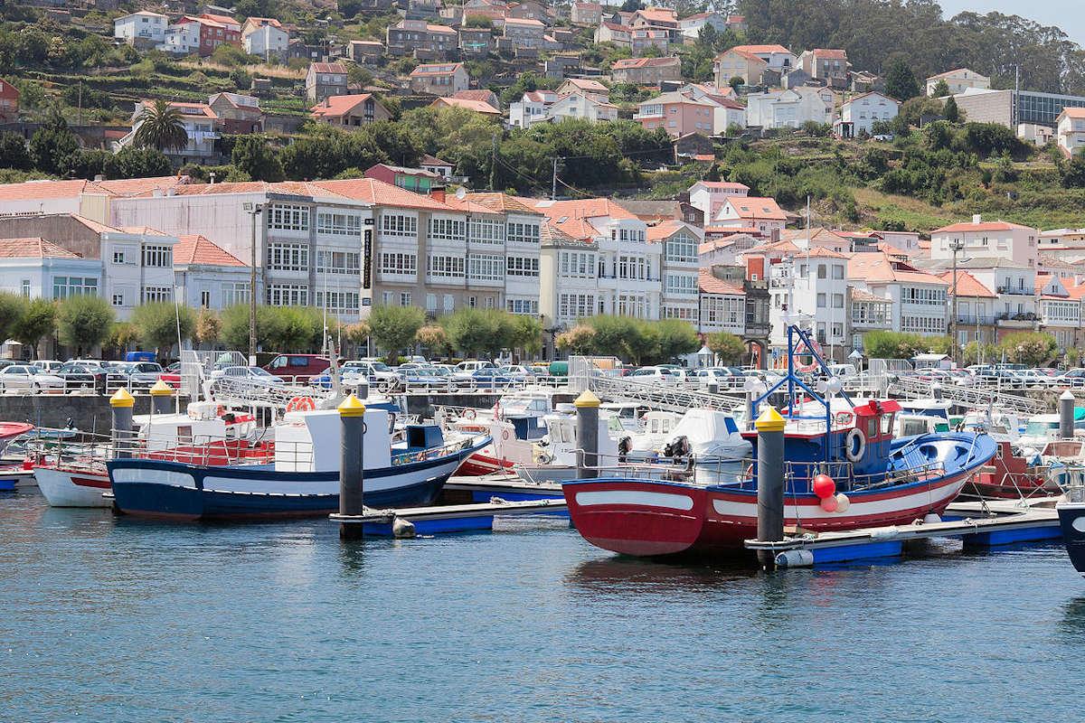 Muros - Pueblo de A Coruña