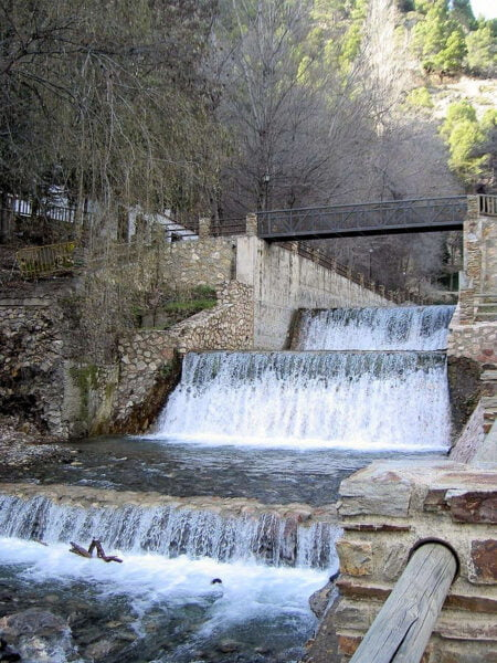 Nacimiento del Río Laujar