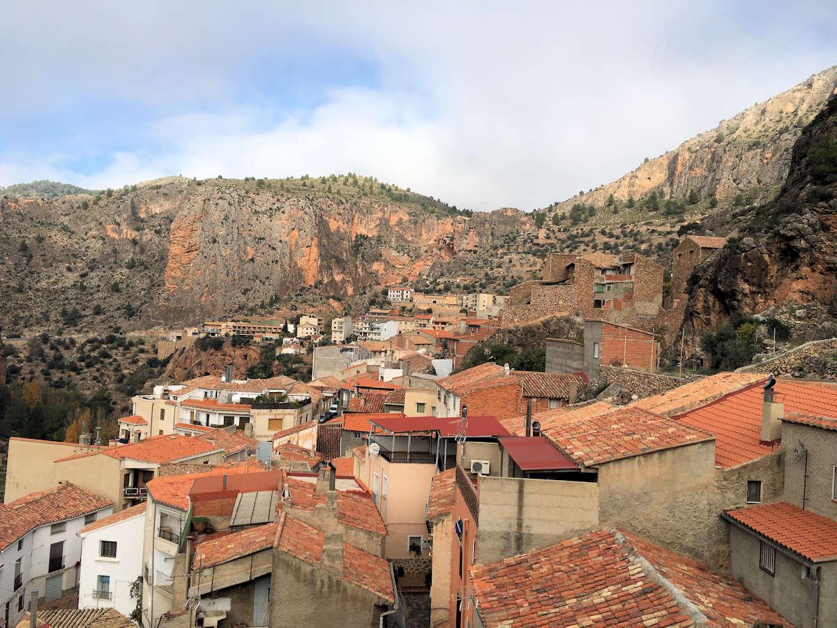 ANYA- pueblo de Albacete