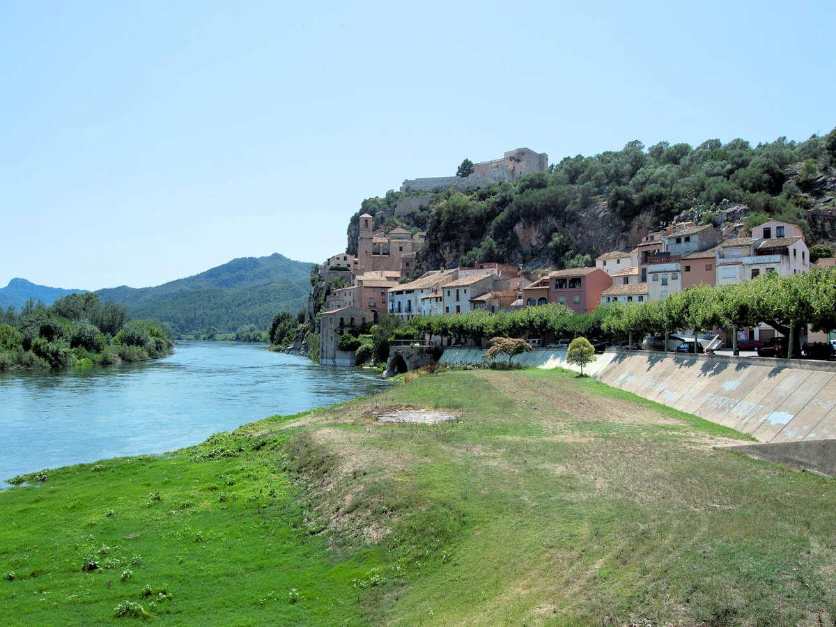 PUEBLOS DE TARRAGONA-Miravet
