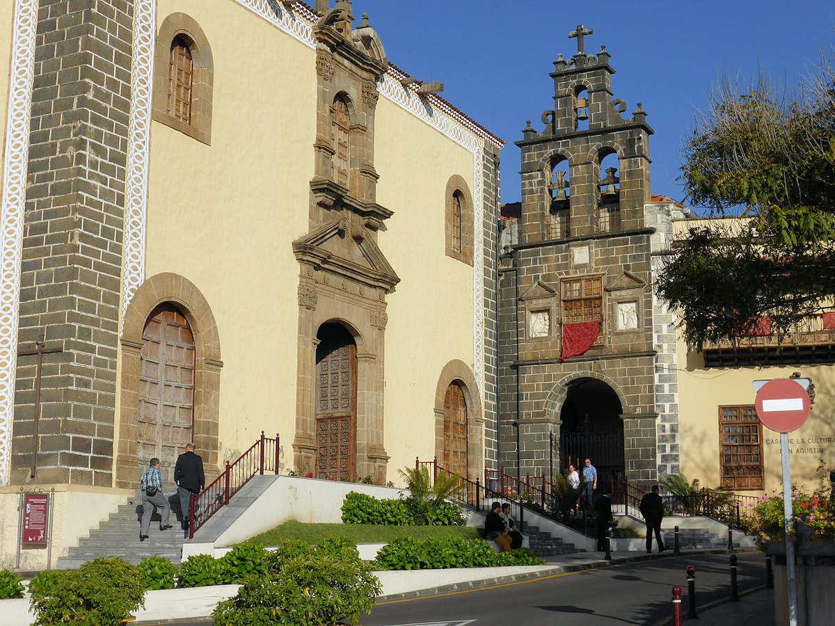 PUEBLOS DE TENERIFE-La Orotava