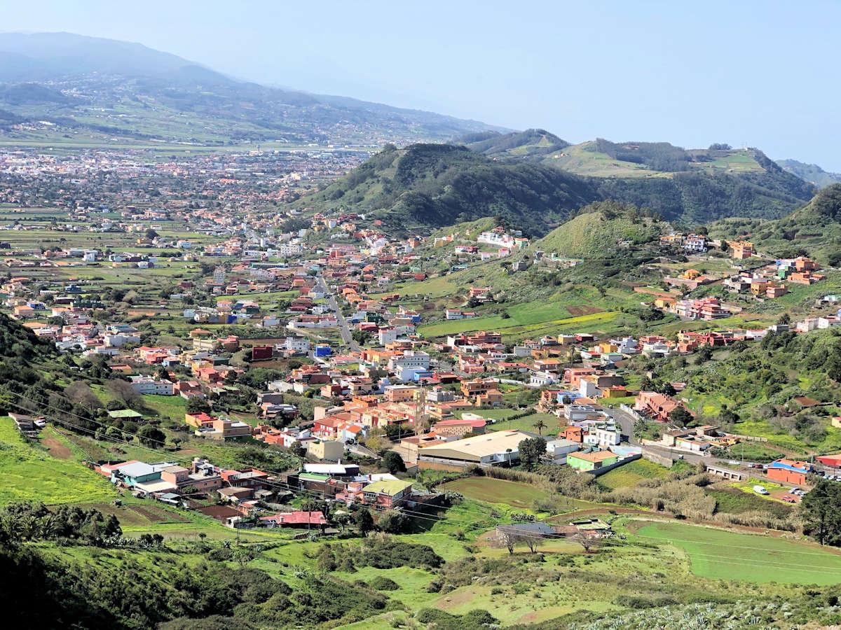 PUEBLOS DE TENERIFE-San Cristóbal de la Laguna