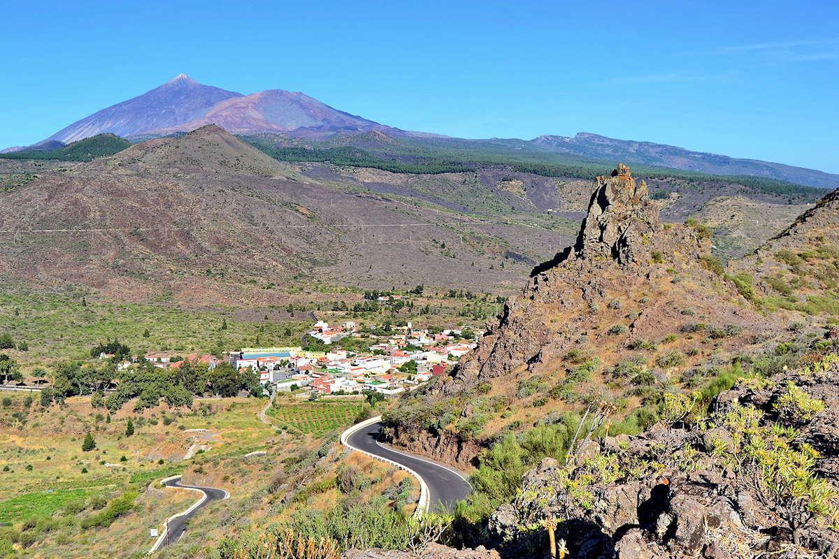 PUEBLOS DE TENERIFE-Santiago del Teide