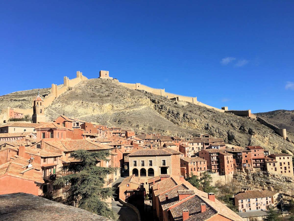 PUEBLOS DE TERUEL-Albarracín