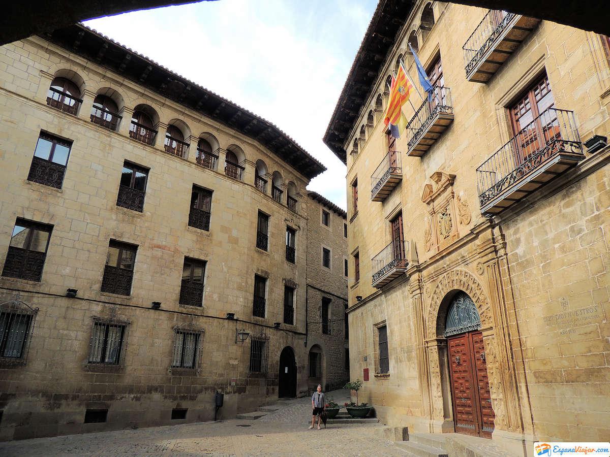 PUEBLOS DE ZARAGOZA-Sos del Rey Católico