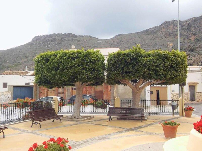 Plaza de Lucainena de las Torres