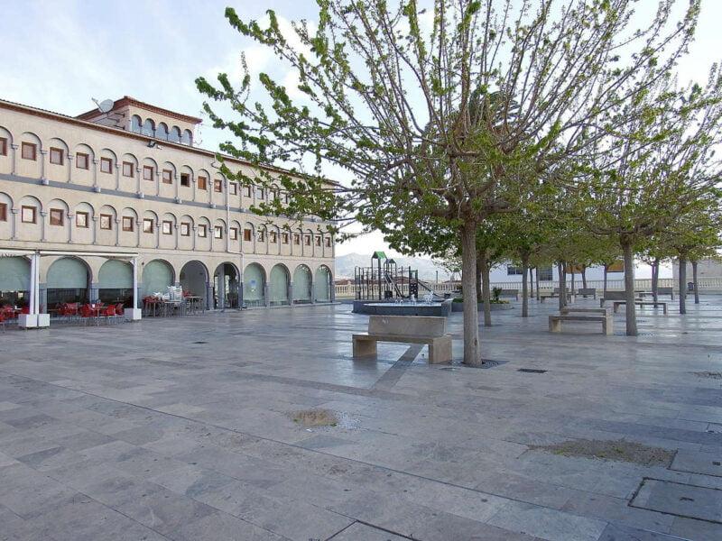 Plaza de Serón