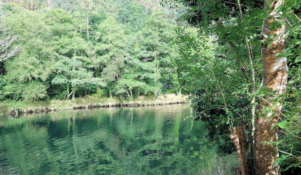 Río Eume- Pontevedra