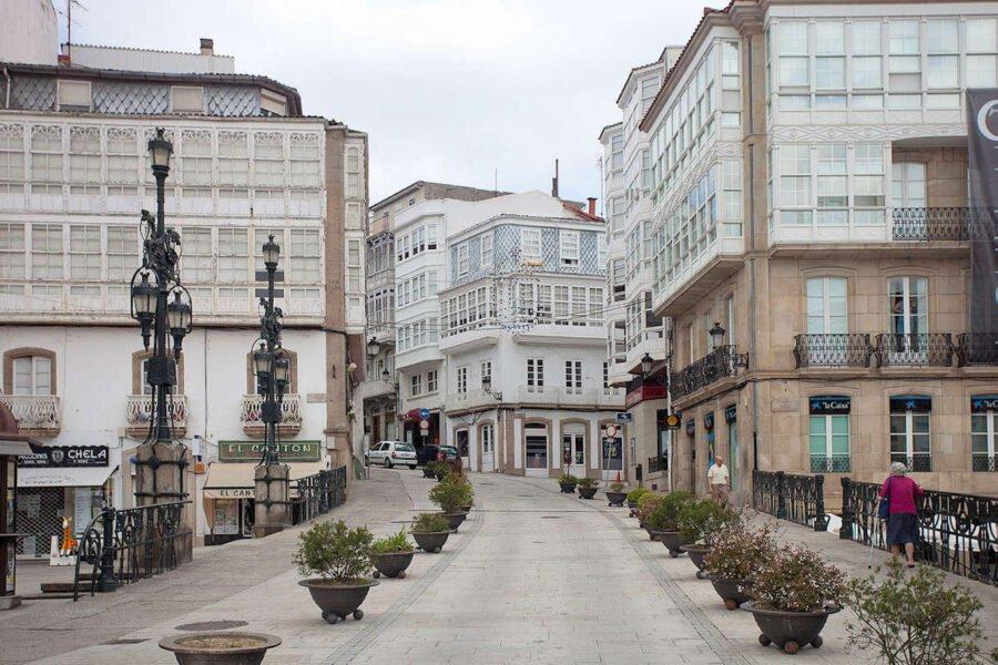 Rúa de Betanzos