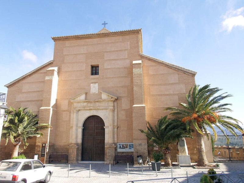 SERÓN-Iglesia de la anunciación
