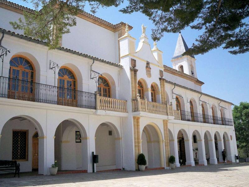 Santuario de Nuestra señora de Cortes-Alcaraz