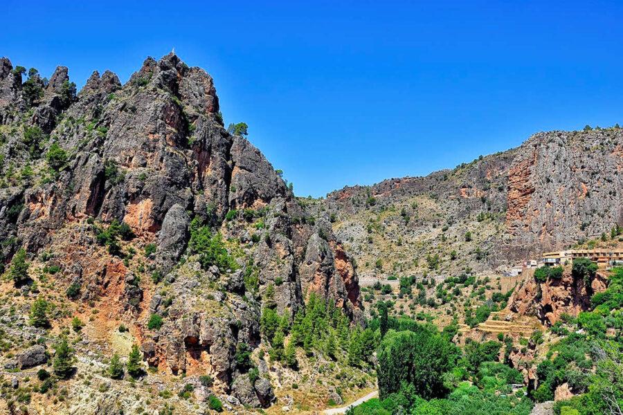 Senderismo en la Sierra de Alcaraz