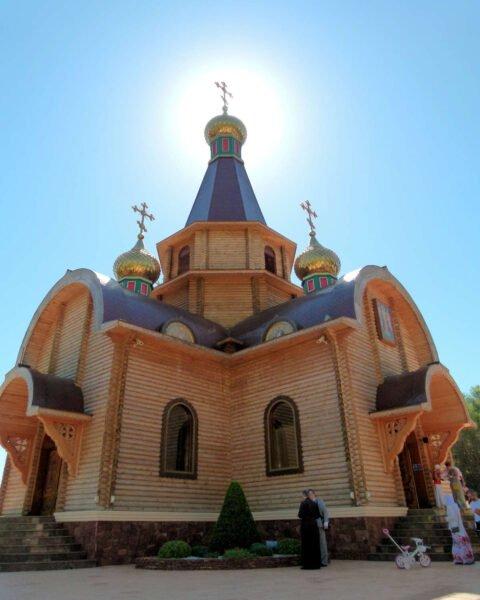 Templo de San Miguel Arcángel en Altea