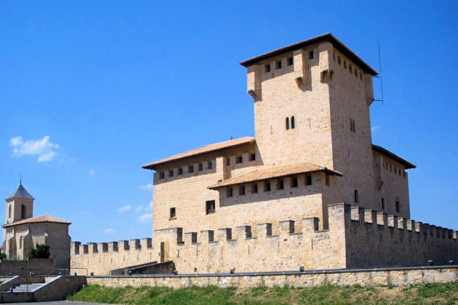 Torre Palacio de los Varona en Valdegovía