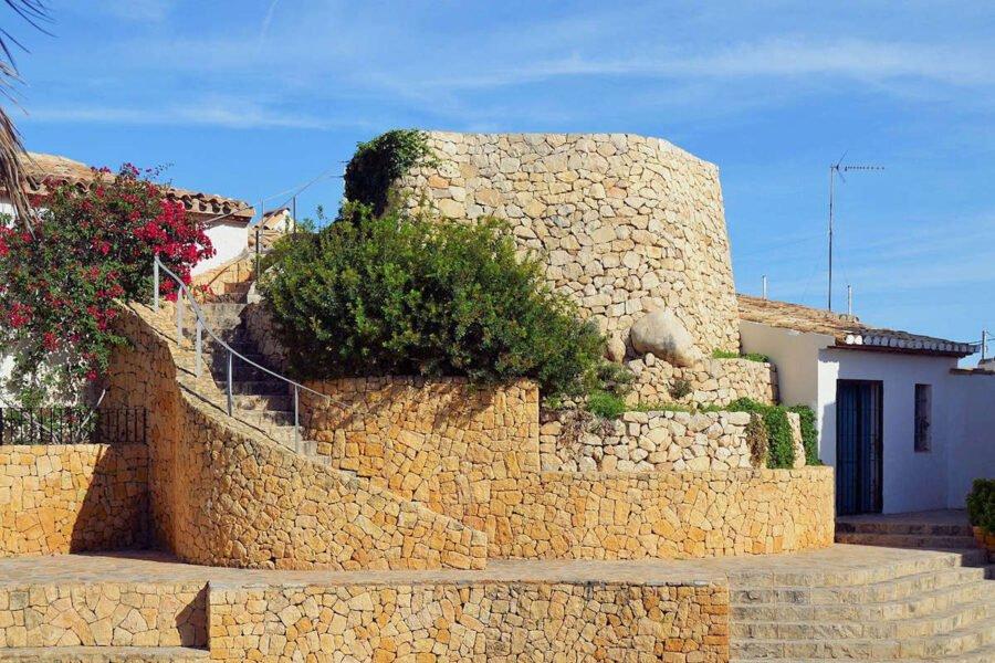 Torre de Bellaguarda en Altea