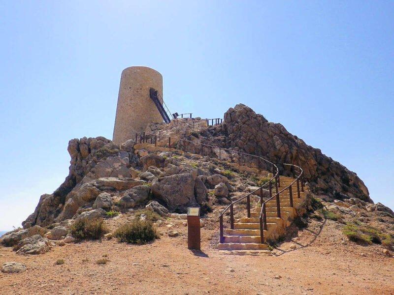 Torre del Pirulico-Mojácar