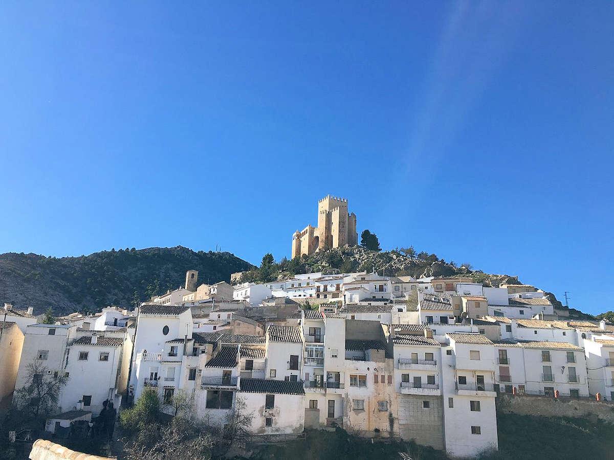VÉLEZ-BLANCO-Pueblo Almería