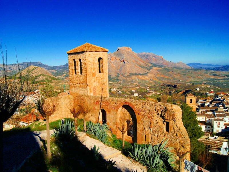 Vélez Blanco-Pueblo de Almería