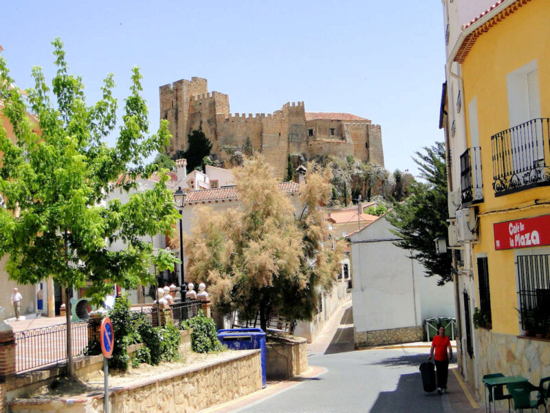 Yeste Calles y Monumentos