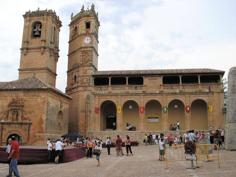 festividades de Alcaraz