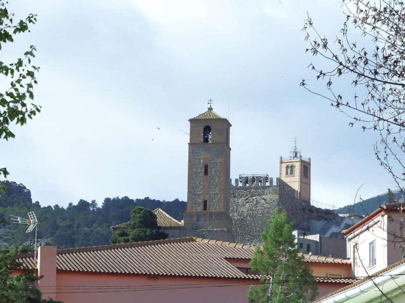 vistas de Serón en Almería