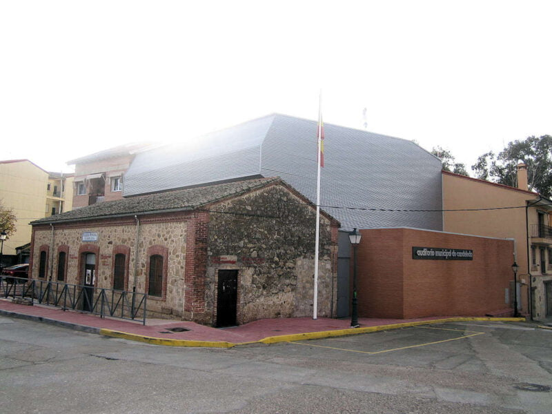 Auditorio Municipal de Candeleda